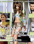 Cheryl Cole on the cover of Grazia (United Kingdom) - April 2012