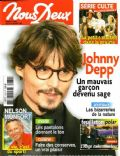 Nous Deux Magazine [France] (August 2005)