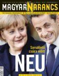 Magyar Narancs Magazine [Hungary] (8 December 2011)