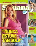 María Valenzuela on the cover of Semana (Argentina) - January 2007
