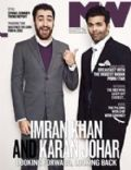 Imran Khan, Karan Johar on the cover of Mw (India) - February 2012