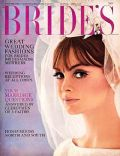 Jean Shrimpton on the cover of Brides (United Kingdom) - April 1965