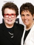 Billie Jean King and Ilana Kloss