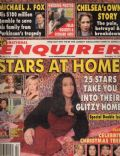 Cher on the cover of National Enquirer (United States) - December 1998