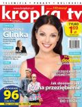 Katarzyna Glinka on the cover of Kropka TV (Poland) - November 2012