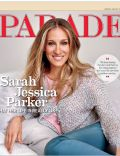 Sarah Jessica Parker on the cover of Parade (United States) - August 2011