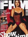 Neve Campbell on the cover of Fhm (United Kingdom) - December 2004