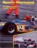 Al Unser on the cover of Sports Illustrated (United States) - June 1970