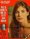 Le Soir Illustre Magazine [Belgium] (17 July 1975)