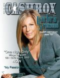 Barbra Streisand on the cover of Cash Box (United States) - May 2010