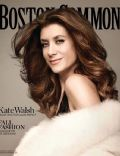 Kate Walsh on the cover of Boston Common (United States) - September 2011