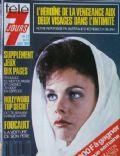 Télé 7 Jours Magazine [France] (22 July 1989)