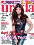 Edyta Górniak on the cover of Uroda (Poland) - February 2013