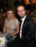 Jon Heder and Kirsten Heder