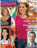 Semana Magazine [Spain] (8 February 2012)