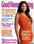 Jennifer Hudson on the cover of Good Housekeeping (United Arab Emirates) - June 2012