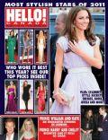 Hello! Magazine [Canada] (19 December 2011)
