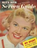 Doris Day on the cover of Screen Guide (United States) - September 1949