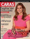 Caras Magazine [Colombia] (5 November 2011)