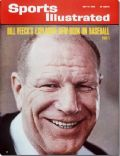 Bill Veeck on the cover of Sports Illustrated (United States) - May 1965