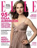 Elle Magazine [Finland] (June 2008)