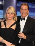 Chuck Woolery and Kim Barnes