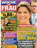 Woche Der Frau Magazine [Germany] (28 September 2011)
