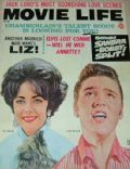 Elvis Presley on the cover of Movie Life (United States) - June 1963