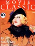 Marion Davies on the cover of Movie Classic (United States) - March 1936