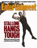 Sylvester Stallone on the cover of Entertainment Weekly (United States) - June 1993