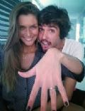 Joana Freitas and Francisco Alves (surfer)