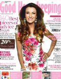 Jane Seymour on the cover of Good Housekeeping (United Kingdom) - March 2013