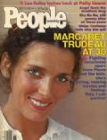 Margaret Trudeau on the cover of People (United States) - September 1975