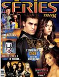 Ashley Benson, Bianca Lawson, Cory Monteith, Eva Longoria, Lea Michele, Lucy Hale, Nina Dobrev, Paul Wesley, Troian Bellisario on the cover of Series Mag (France) - October 2010
