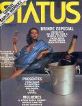 Ítala Nandi on the cover of Status (Brazil) - December 1981