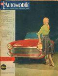 L'automobile Magazine [France] (February 1959)