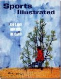 on the cover of Sports Illustrated (United States) - October 1962