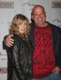 Rick Harrison and Tracy Harrison (ex Wife)