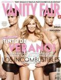 Vanity Fair Magazine [Spain] (August 2010)