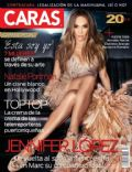 Jennifer Lopez on the cover of Caras (Puerto Rico) - March 2011