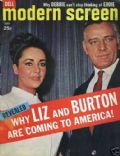 on the cover of Modern Screen (United States) - May 1963