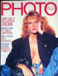 Photo Italia Magazine [Italy] (September 1989)