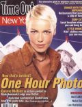Time Out New York Magazine [United States] (15 August 2002)