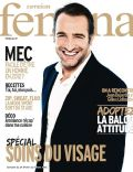 Jean Dujardin on the cover of Femina (France) - February 2012