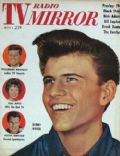 Bobby Rydell on the cover of TV Radio Mirror (United States) - July 1961
