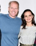 Noah Emmerich and Mary Regency Boies