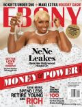 NeNe Leakes on the cover of Ebony (United States) - December 2012