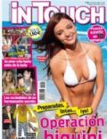 In Touch Magazine [Spain] (17 April 2012)