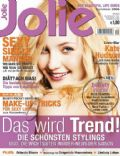 Jolie Magazine [Germany] (September 2006)
