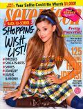 Ariana Grande on the cover of Seventeen (United States) - September 2014